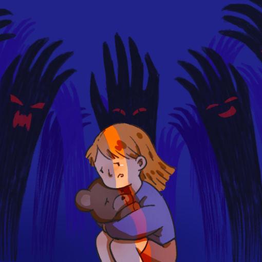 童年阴影测试 | 小时候的阴影,是怎样影响到你的现在的?